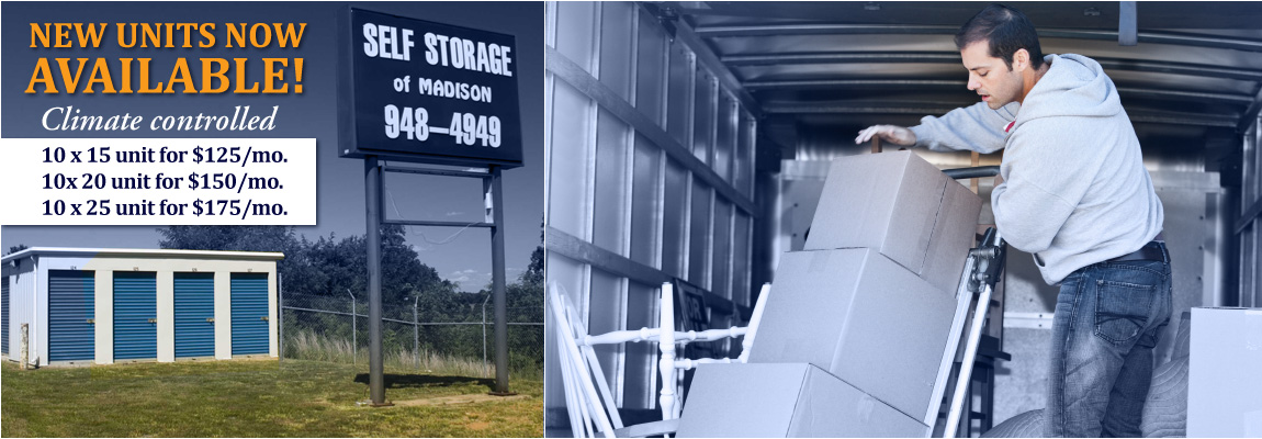 Self Storage of Madison